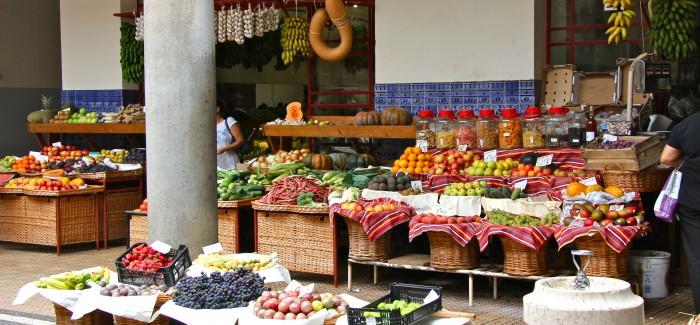 Mercado dos Lavradores – targ rolników w Funchal