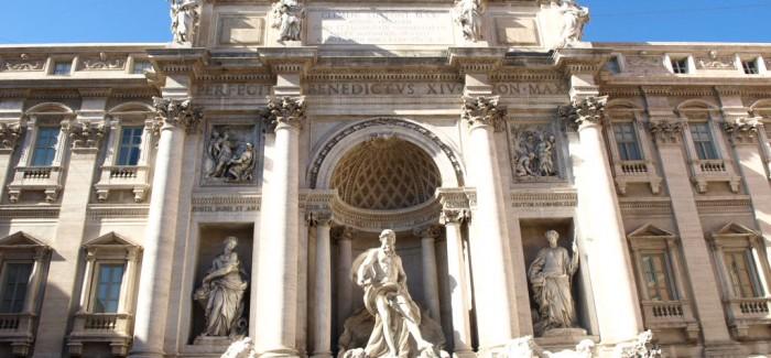Książki z Rzymem w tle