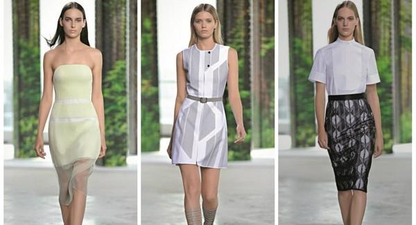 Pokaz BOSS Womenswear