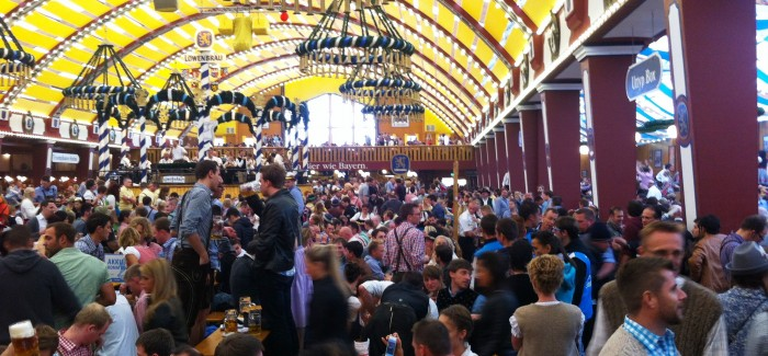 Oktoberfest czyli święto piwa