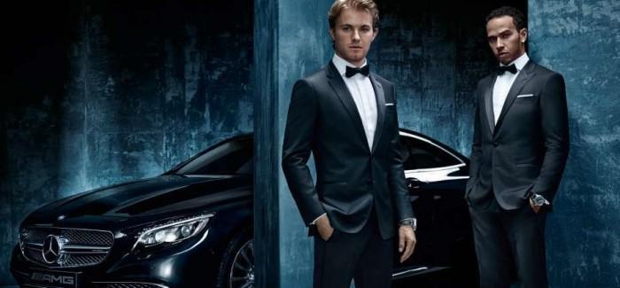 Formula 1/HUGO BOSS & Mercedes AMG zapieczętowali współpracę