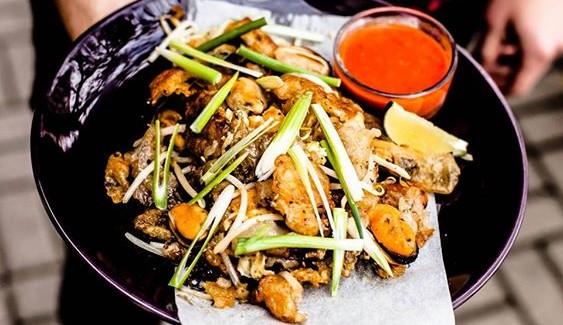 TOP 6 tajskie restauracje