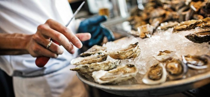 Nowe miejsce: Oyster Bar