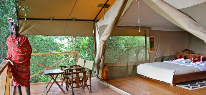 Loyk Mara Luxury Camp/Masai Mara/Kenya