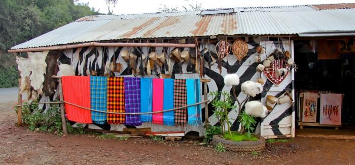 W drodze z Malindi do Masai Mara