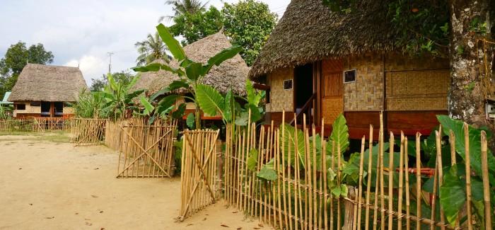 Życie wietnamskiej wioski