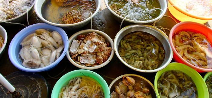 Wietnamski lunch