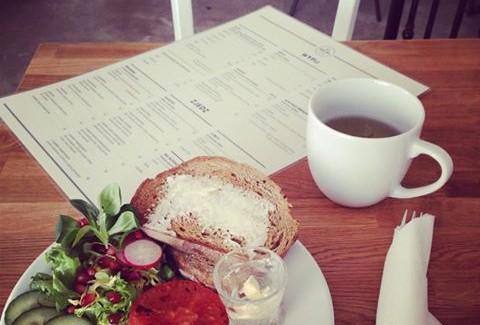 Nowe miejsce: Roślina Cafe