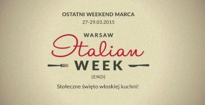 warsaw italian week