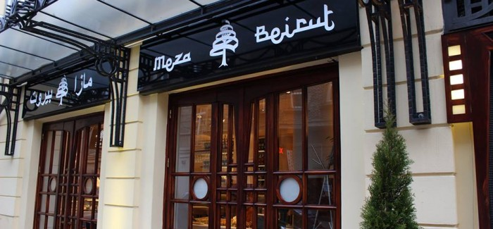 Nowe miejsce: MEZA BEIRUT