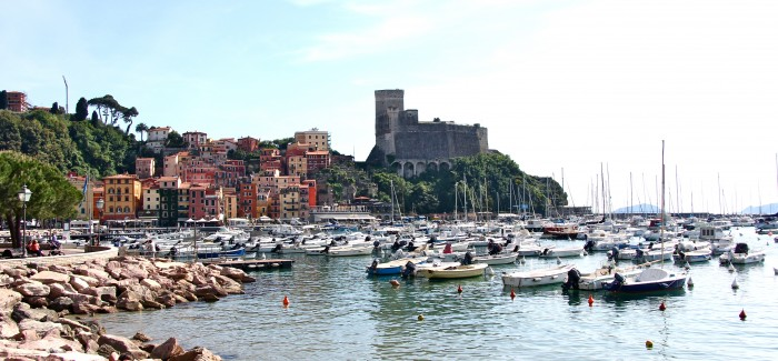 INTOcities: LERICI/ Włochy