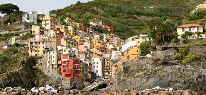 INTOplaces: CINQUE TERRE/ Włochy