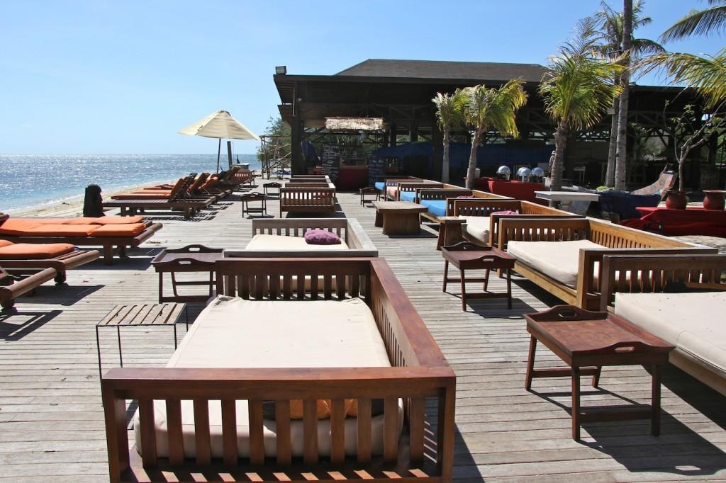 Stylishrestaurant Aston Sunset Beach Resort Into Passion