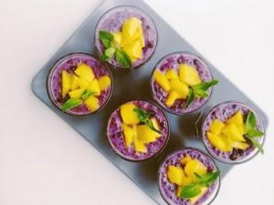 JAFFA jagodowy pudding z tapioki (Kopiowanie)