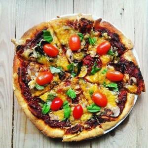 VEGA BAR nowosc - weganska pizza (Kopiowanie)