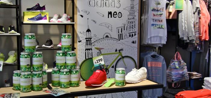 #NEOCITYSTREETS czyli sobota z adidas NEO