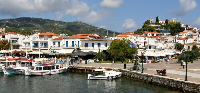 INTOcities: Skiathos Town/SKIATHOS