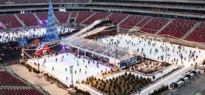 Jakie sporty i gdzie uprawiać w grudniu w Warszawie?