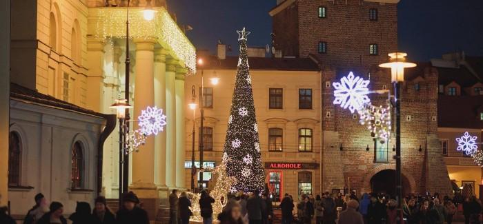 Lublin – dobry pomysł na zimowy weekend