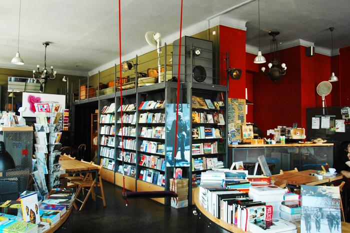 Kawiarnie literackie