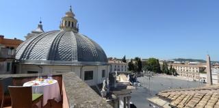 HOTEL DE RUSSIE/ROME/ITALY