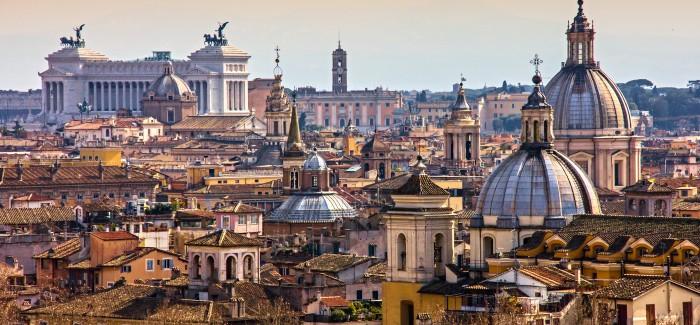 Mini przewodnik po Rzymie – czyli gdzie udać się podczas pierwszej podróży do stolicy Włoch