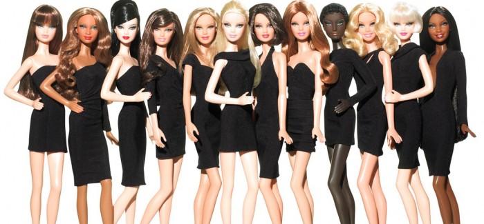 Lalka Barbie na przestrzeni lat