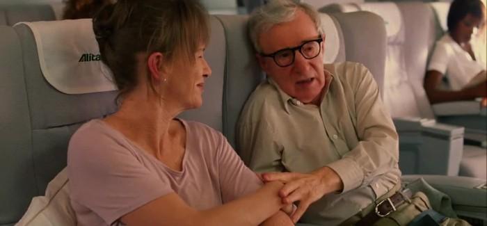 W podróży z Woody Allen'em
