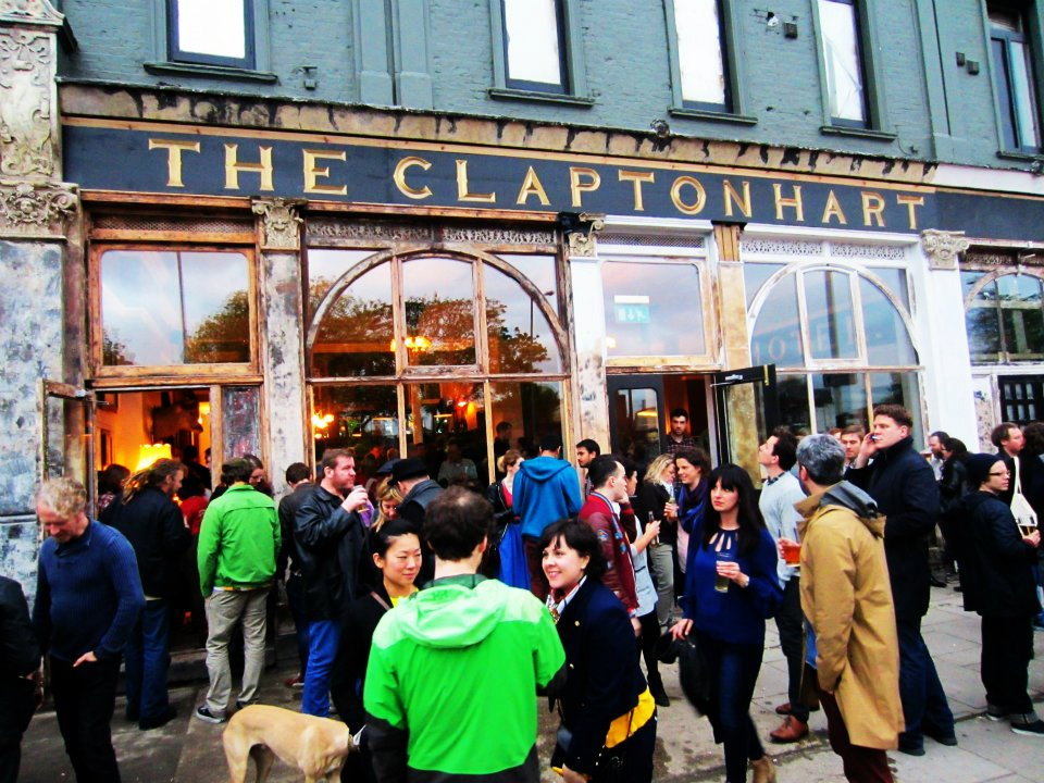 The Clapton Hart