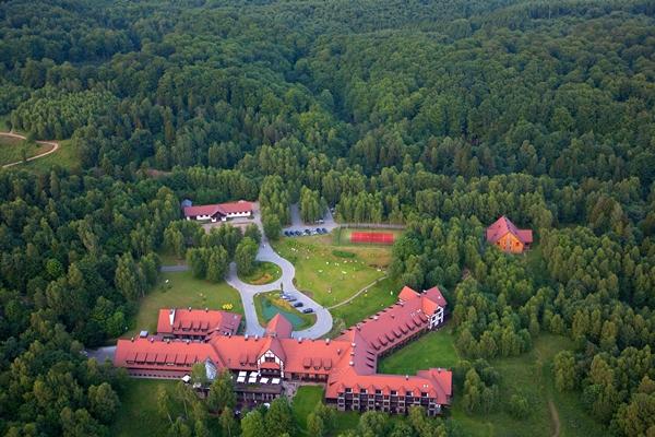 Lotnicze, PL, warm-maz. Hotel SPA - Dr Irena Eris Wzgorza Dylewskie.
