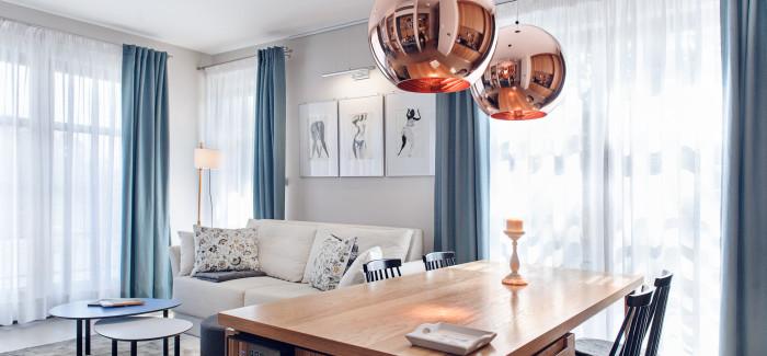 Jovi Apartments – niebanalne apartamenty w Sopocie