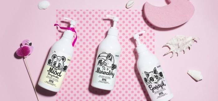 STYLISHproduct: mydła i balsamy YOPE
