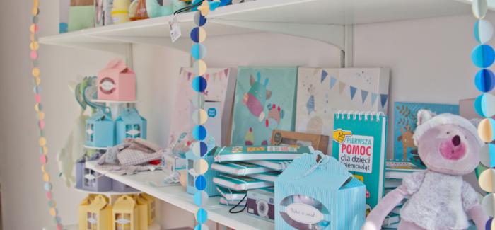 Fabryka Wafelków – stylowy sklep dla dzieci