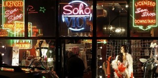This is Soho baby!