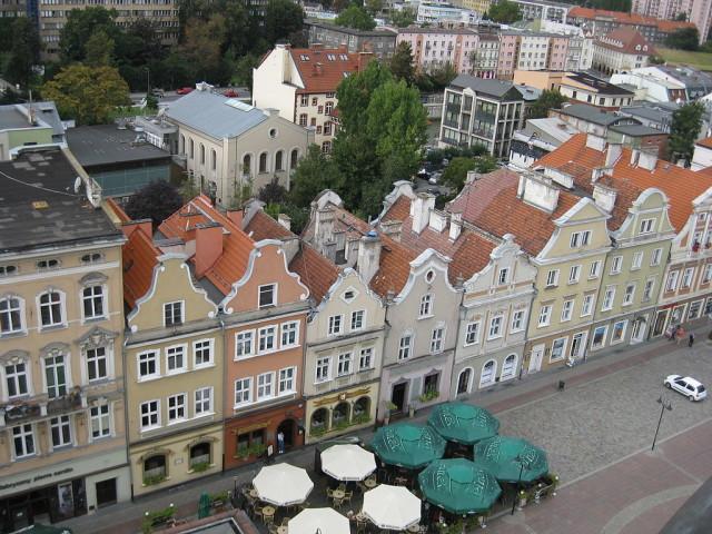 rynek stare miasto