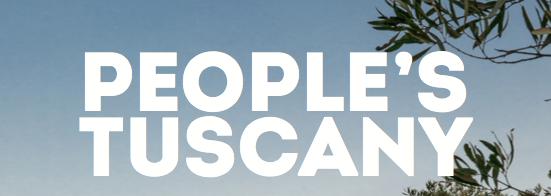 People's Tuscany – przewodnik po Toskanii
