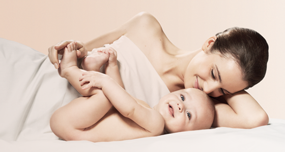 Elastyczna skóra w trakcie ciąży i po porodzie