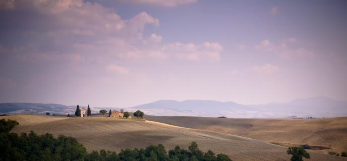Diversity of Tuscan regions