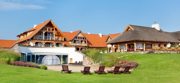 POLSKA na weekend #1 Głęboczek Vine Resort & SPA