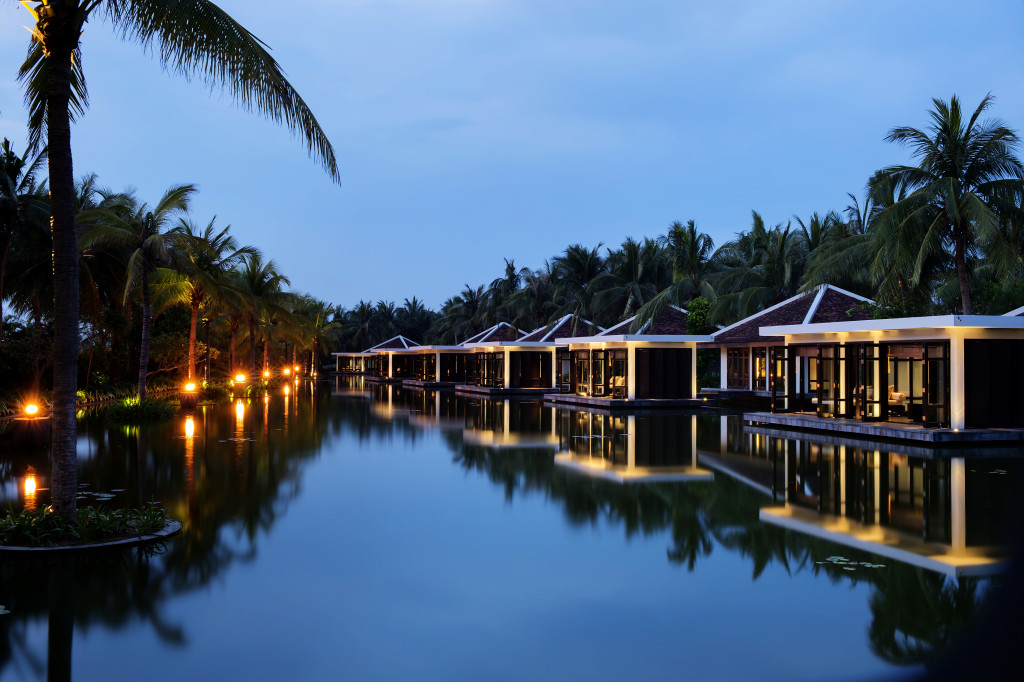 NAM-Spa Fitness-Spa Complex-Evening