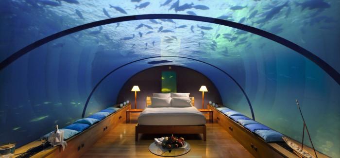 Podwodne hotele