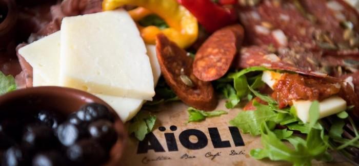 AIOLI – świeża i prosta południowa kuchnia