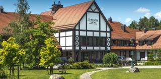 Rodzinny weekend: Hotel SPA Dr Irena Eris Wzgórza Dylewskie