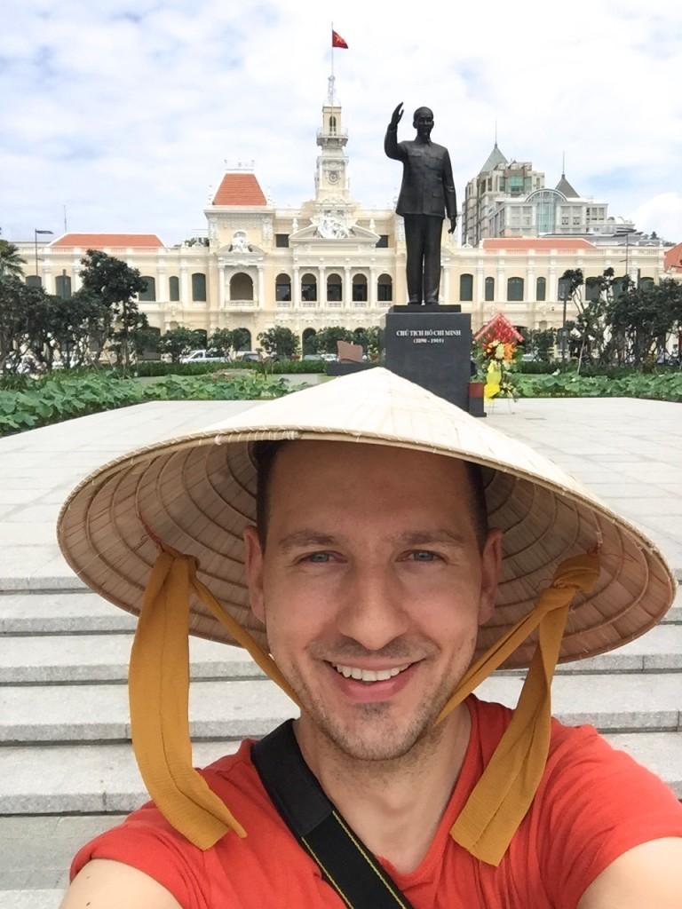 Ho Chi Minh (Sajgon), Wietnam