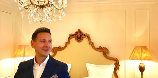 O tym, jak pasja do podróży przerodziła się w pasję do hotelarstwa – wywiad z Karolem Weberem