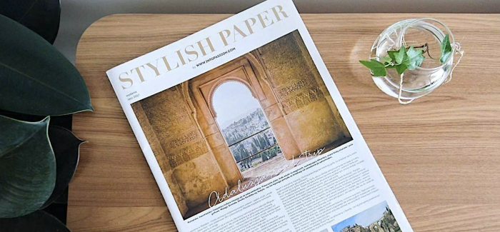 STYLISH PAPER lato 2017
