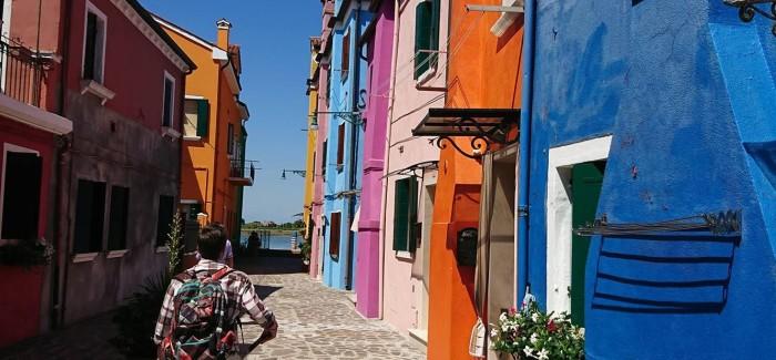 Hidden gem in Italy: Burano in Veneto
