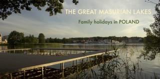 Rodzinne wakacje na Mazurach