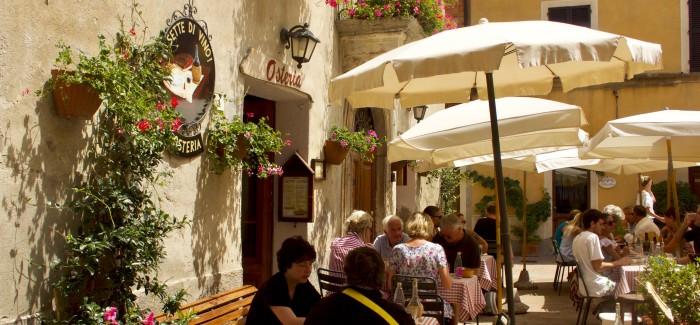 Sette di Vino – jedna z najznakomitszych restauracji w Toskanii