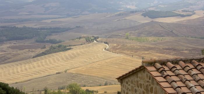 Najpiękniejsze toskańskie miasteczko: PIENZA